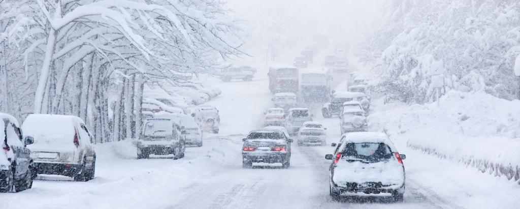 Procédure lors des tempêtes de neige