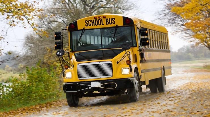 Perturbation possible du transport scolaire